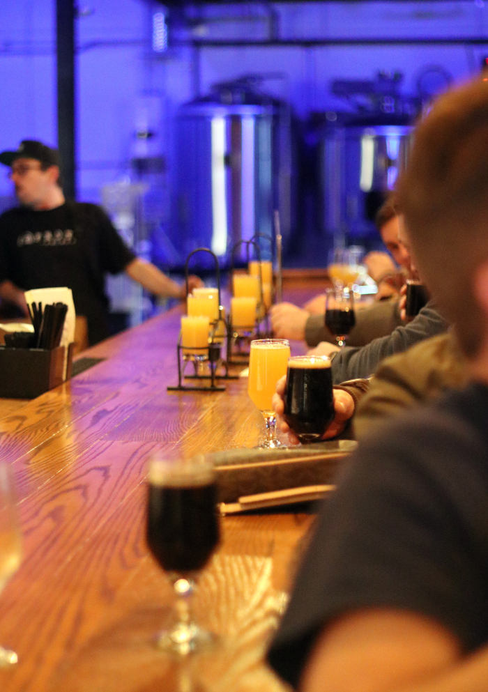 New Restaurants 2019: Froth Brewing