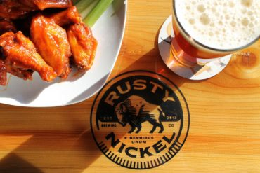 Buffalo Beer Buzz Rusty Nickel