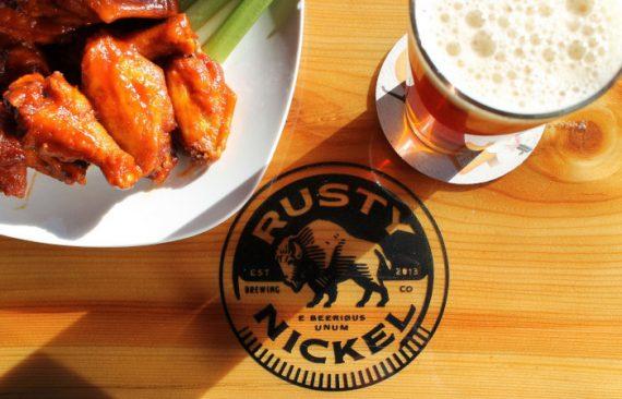 Buffalo Beer Buzz Rusty Nickel