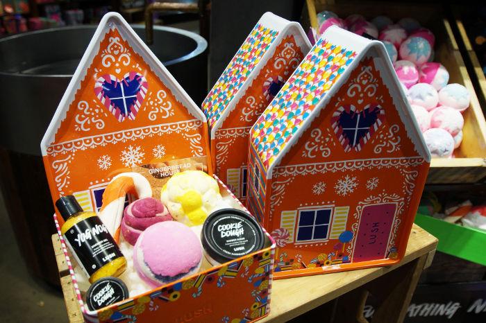 Lush Holiday Gift Sets