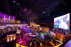 New Year's Eve at Seneca Niagara Resort & Casino