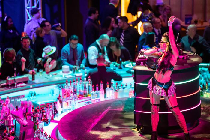 New Year's Eve at Seneca Niagara Resort & Casino