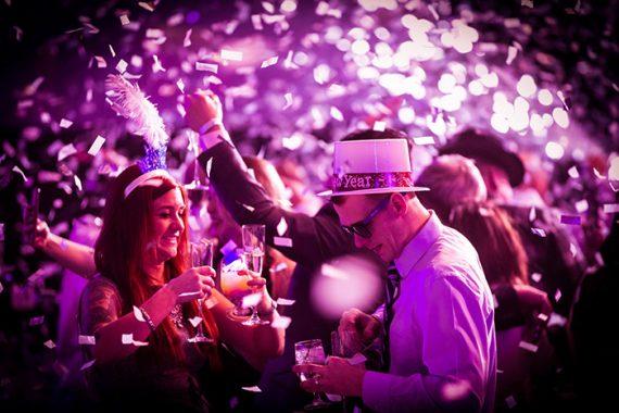 New Year's Party at Seneca Buffalo Creek Casino