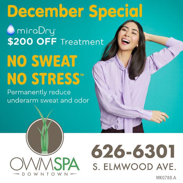 OWM Spa Treatments