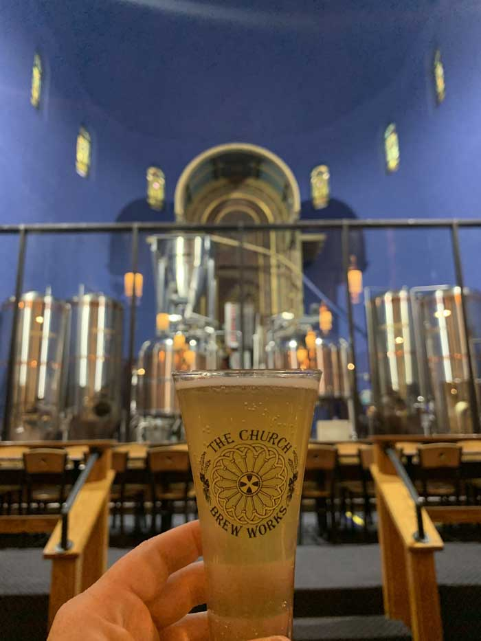 The Church Brew Works - Pittsburgh Road Trip