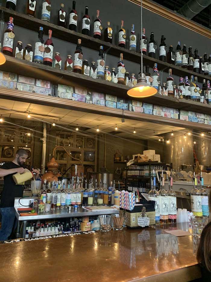 Maggie's Farm Rum Distillery - Pittsburgh Road Trip