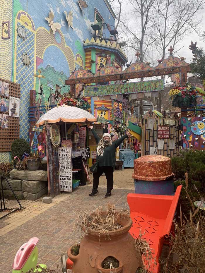 Randyland - Pittsburgh Road Trip