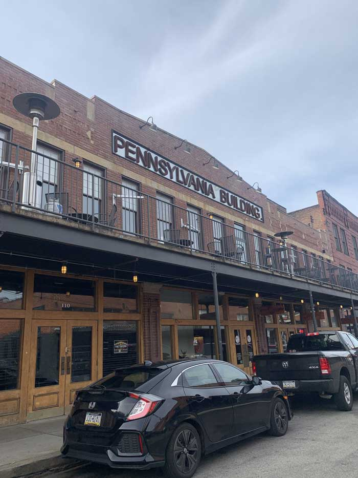 Strip District - Pittsburgh Road Trip