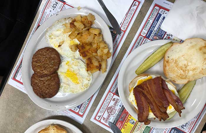 Brunching in WNY: Wayside Family Restaurant is a Classic Family Diner to Cherish
