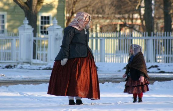Yuletide Tours at Genesee Country Village & Museum