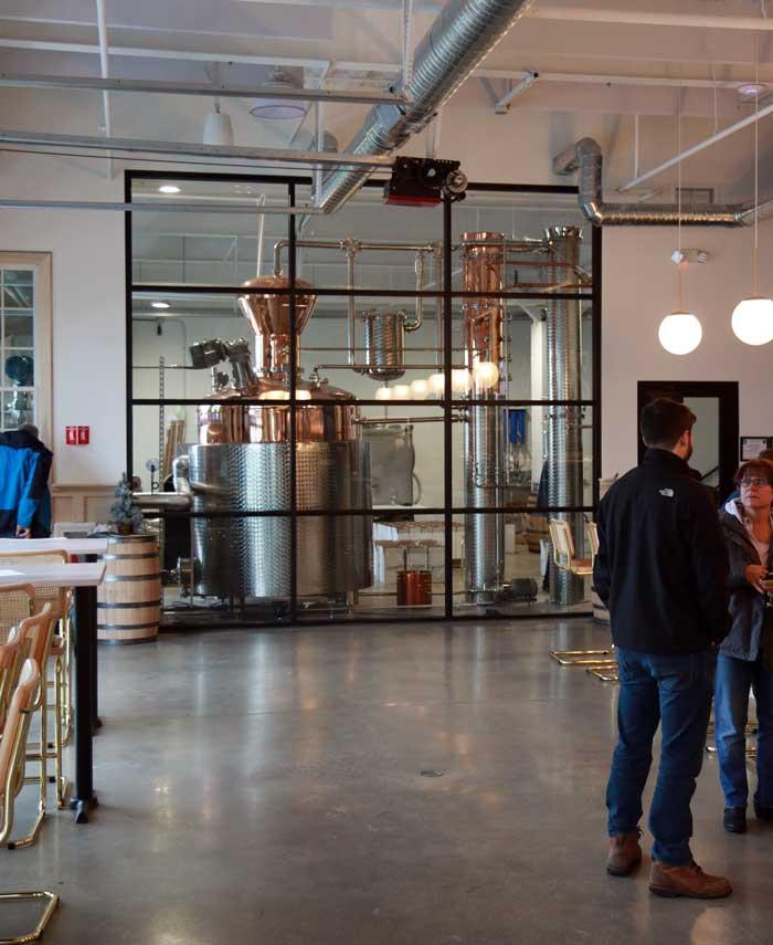 Hartman's Distilling Co.