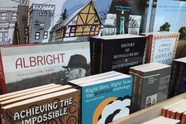 local independent bookstores: Talking Leaves