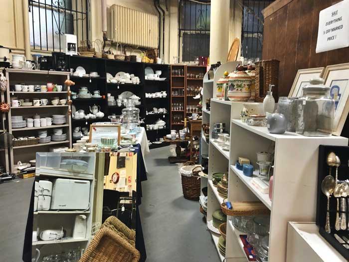 vintage shops: Serendipity Thrift Shoppe