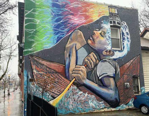 Allentown street art
