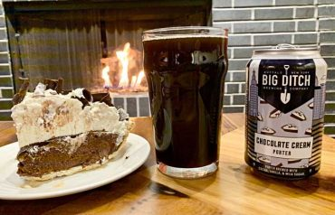 beers to keep you warm / Big Ditch