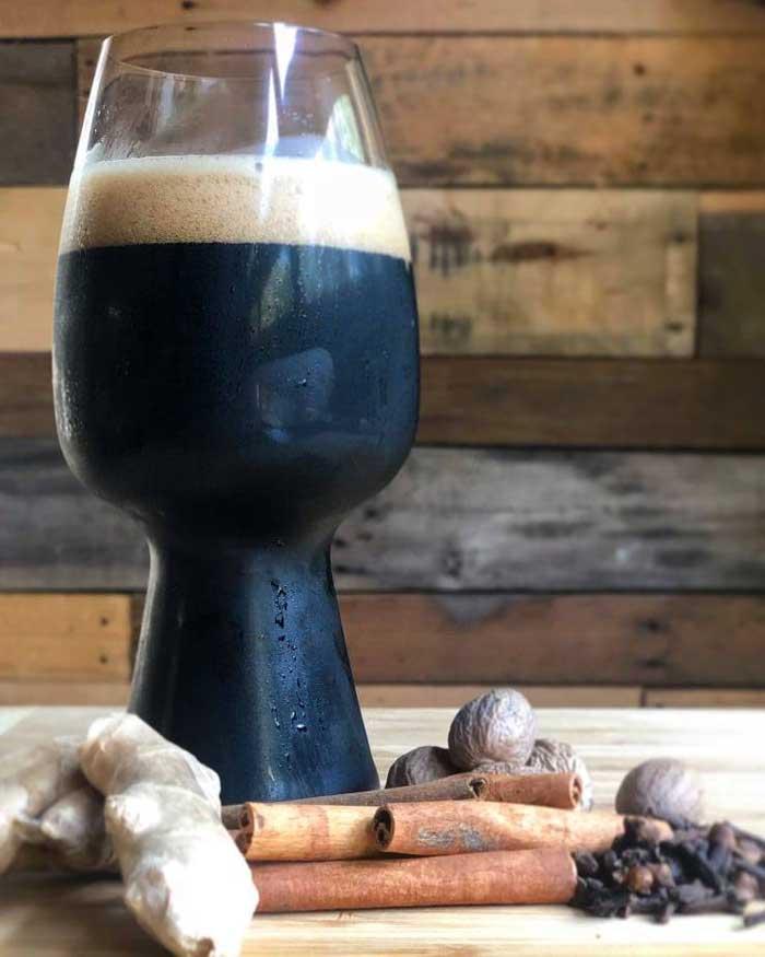 beers to keep you warm / Rusty Nickel