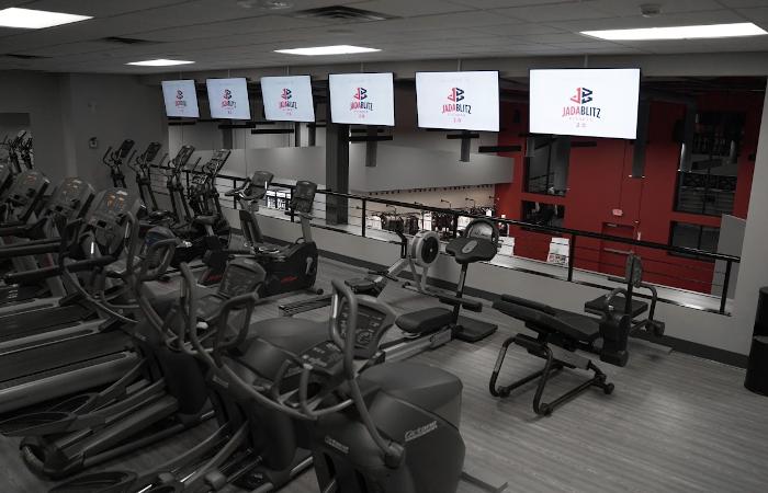 The New Jada Blitz Fitness Location in Williamsville is Huge