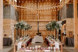Kin Loch Farmstead wedding venue