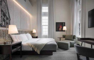 staycation: hotel henry