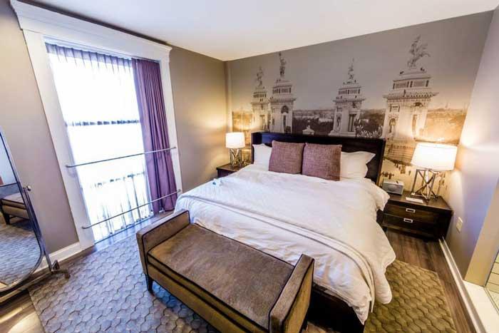 staycation: hotel lafayette