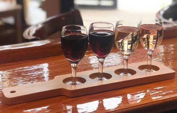 wine bars: wine on hertel
