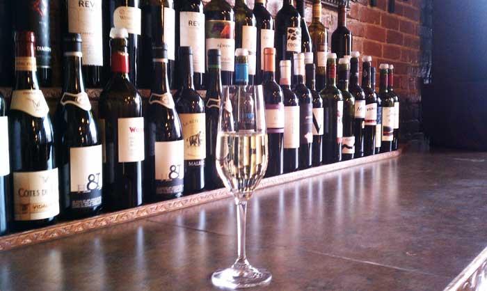 wine bars: just vino