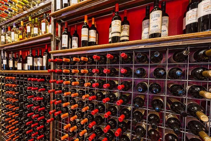 wine bars: Tappo