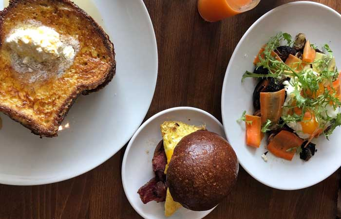 100 Acres @ Hotel Henry Does Brunch Friday – Sunday. Do I need to repeat myself?