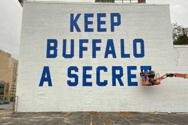 Buffalo spring break