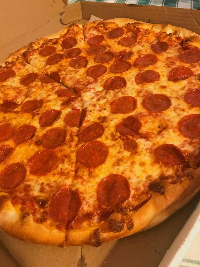 Buffalo's Northtowns pizza