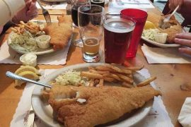 Fish Fry and Beer Pairing