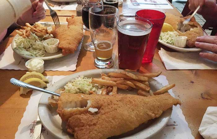 5 Local Beers to Pair with Your Next Fish Fry
