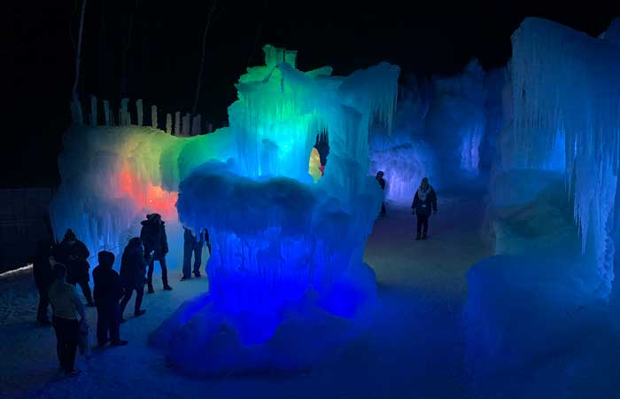 Road Trip: From Ice castles to Mountain Views, Woodstock, New Hampshire is an Outdoor Dream
