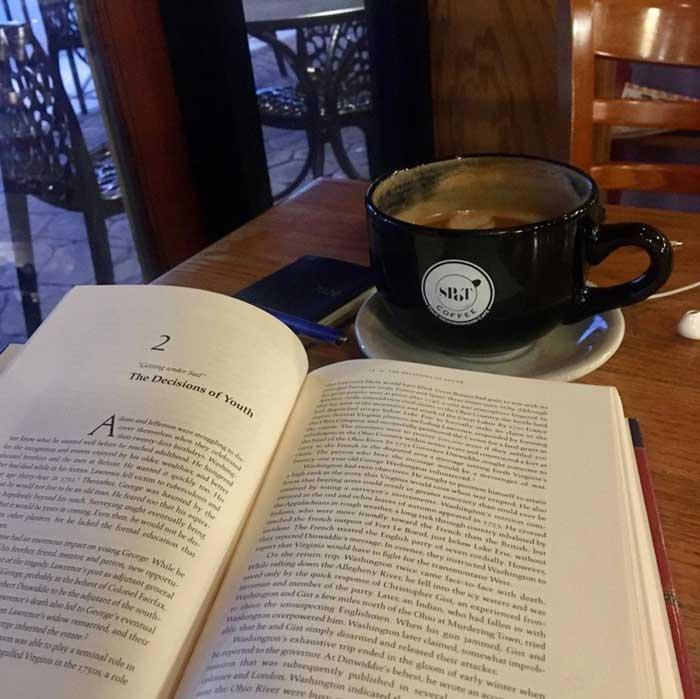 study Spot Coffee