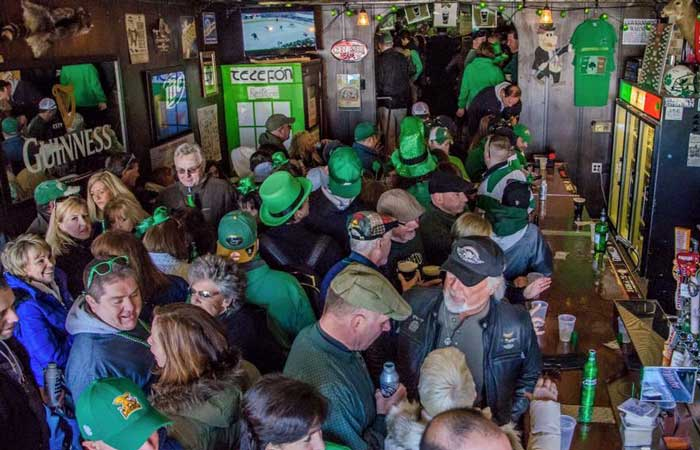 Best Dive Bars to Hit on St. Patrick's Day
