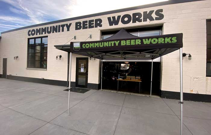 Beer Buzz: community beer works