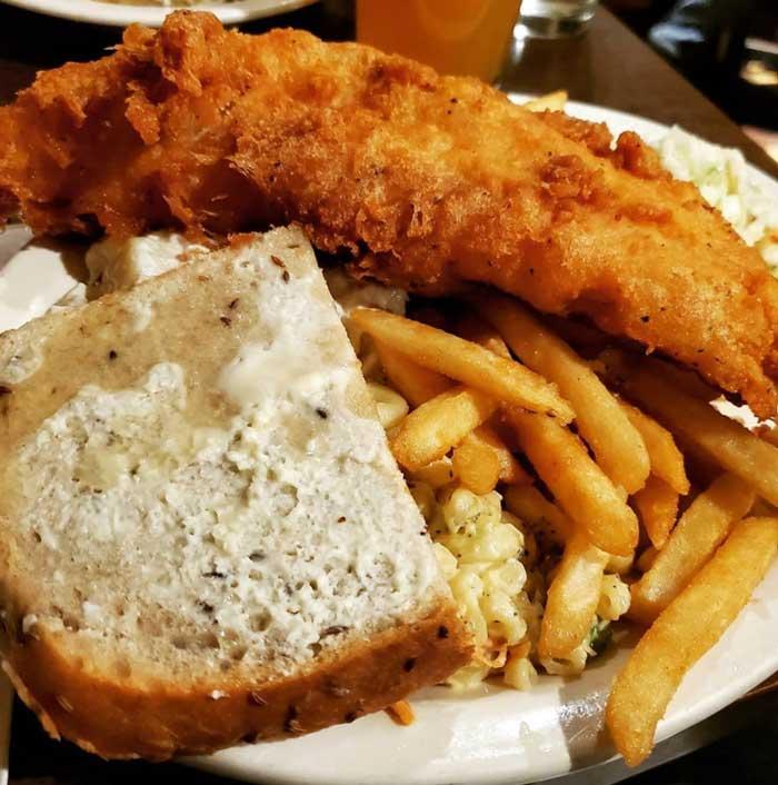 fish fry - Wiechec's