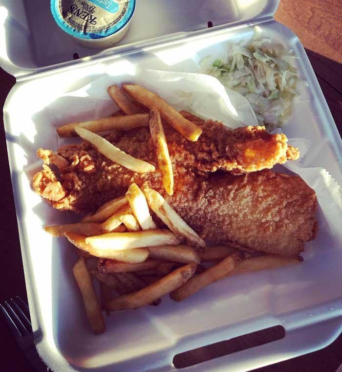 fish fry - Hoak's