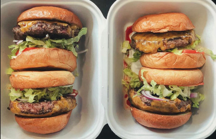 Juicy Burger Bar Feeds One Nominated Deserving Family Every Day