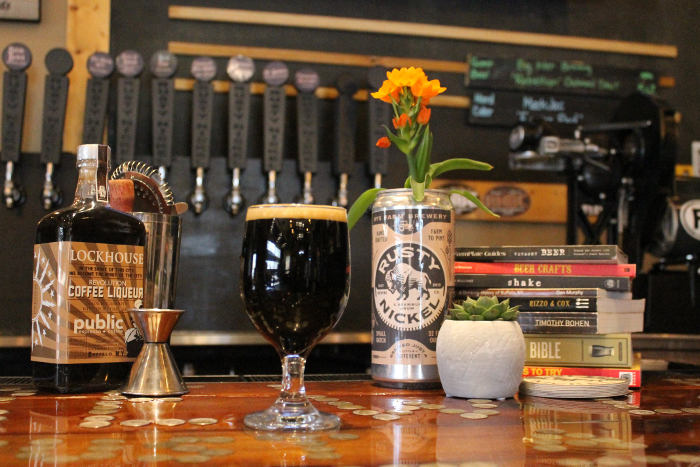 Wired Brew House / Photo x Rusty Nickel Brewing