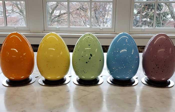 Easter basket: The Sweet Whisk