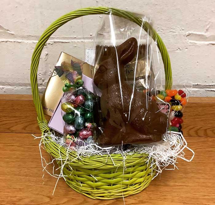 Easter basket: Parkside Candy