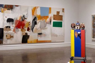 Abright Knox art gallery