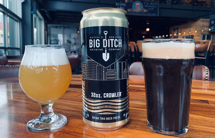 Buffalo Beer Buzz: Big Ditch Hayburner is Now Available at Mighty Taco