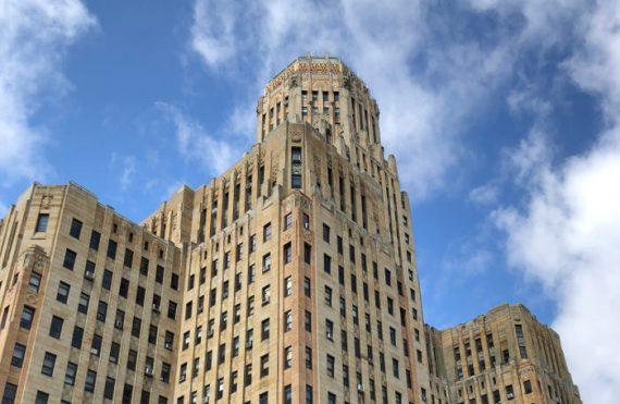 Buffalo City Hall / Step Out Buffalo