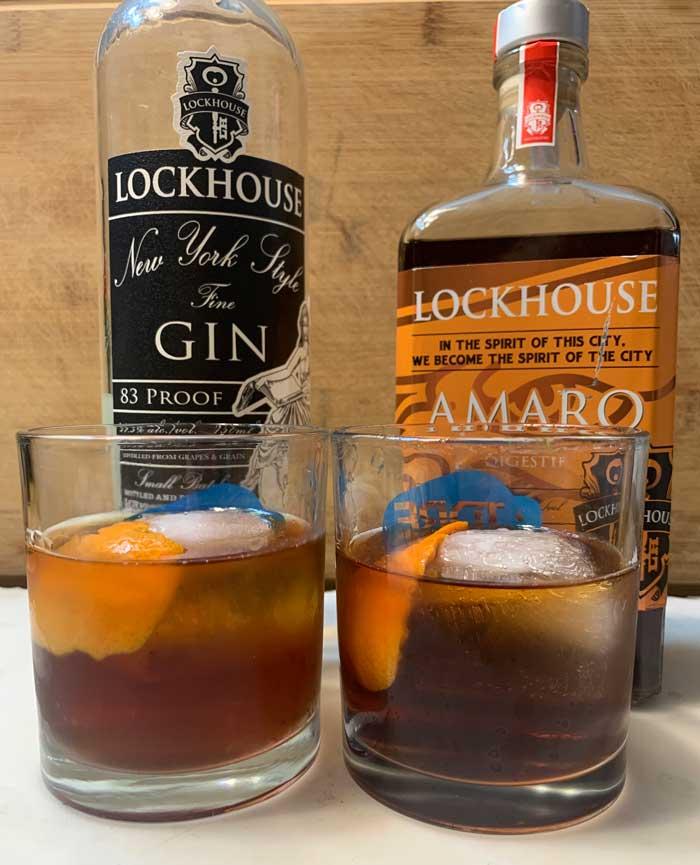 Lockhouse cocktails