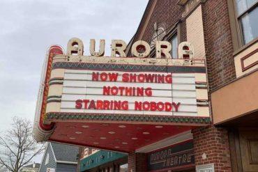 memes: The Aurora Theatre