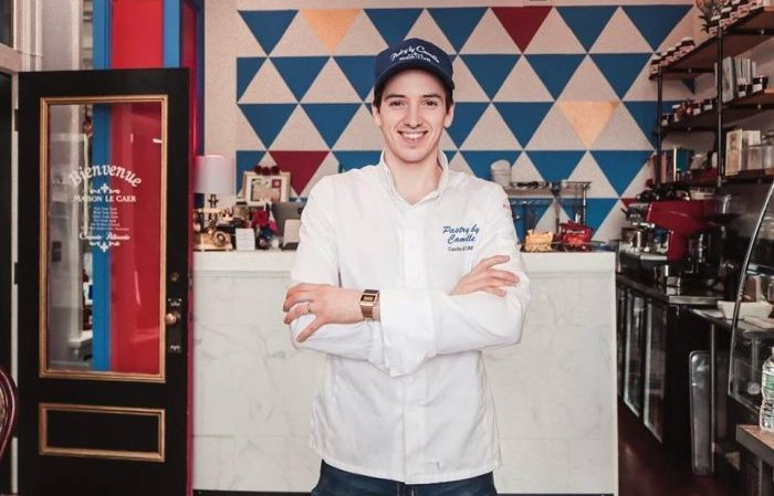 Pastry By Camille's Chef is Competing on Food Network With Guy Fieri