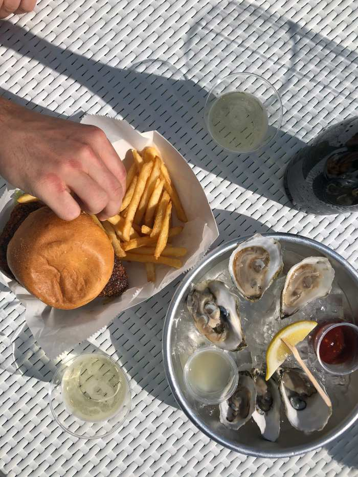 Shuck Shack / Step Out Buffalo