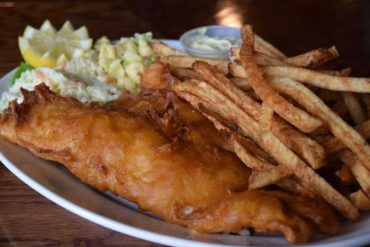 Fish fry: Sidelines